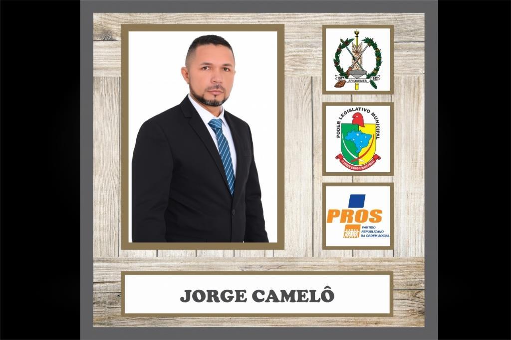 Vereador Jorge Camelô é acusado da pratica de 'rachadinha'